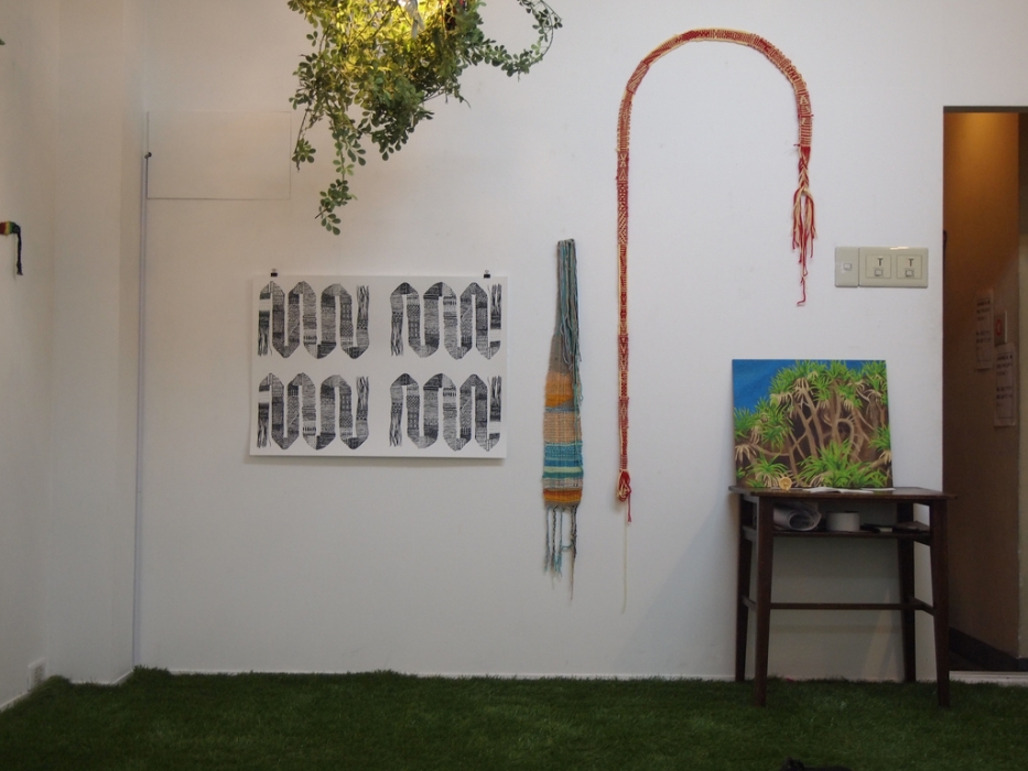 color jangle exhibition photo