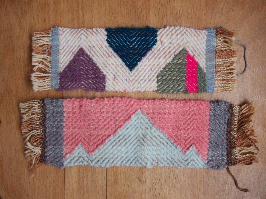 smail mountain weaving