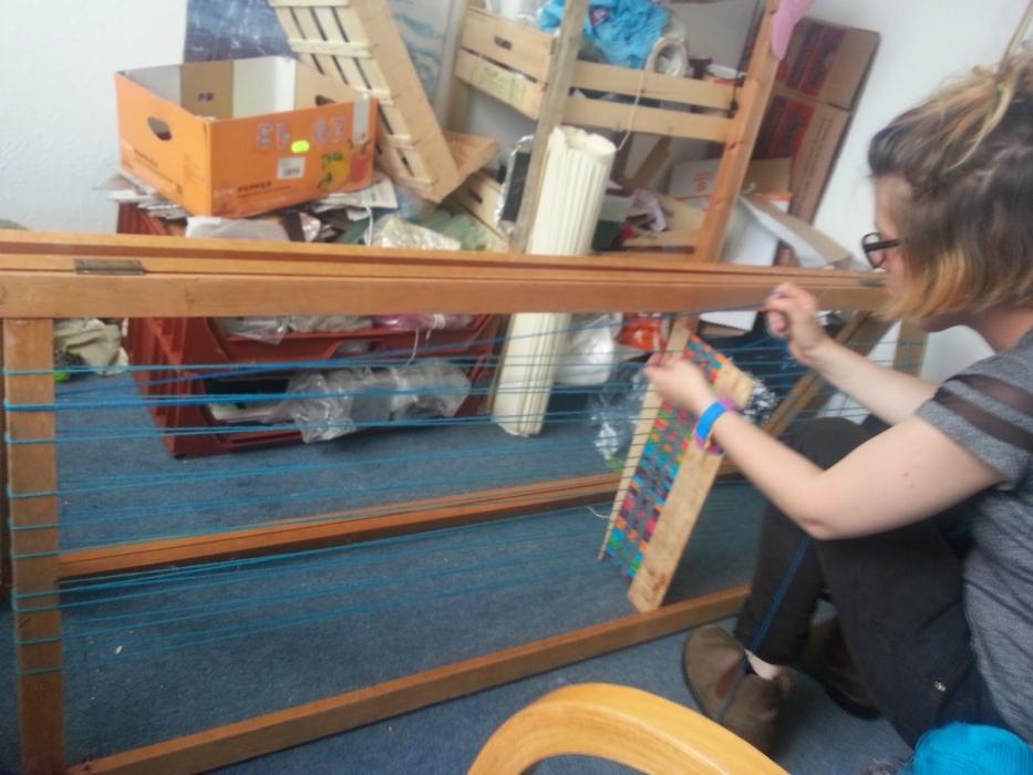 loom frame