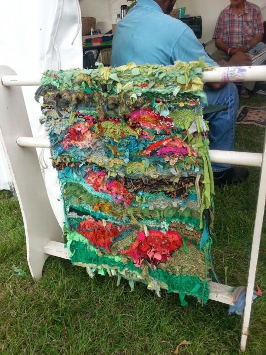 rag weaving karina blackhurst